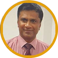 ROCOHA President : Janaka Kumarasinghe