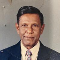 Mr. G.W. Liyanage